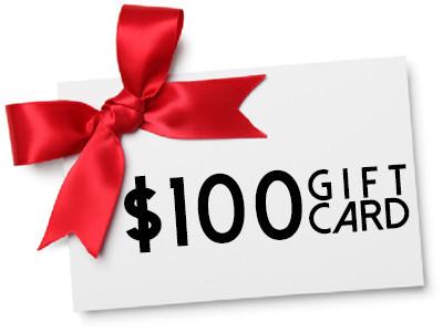 $100 Amazon GC Giveaway
